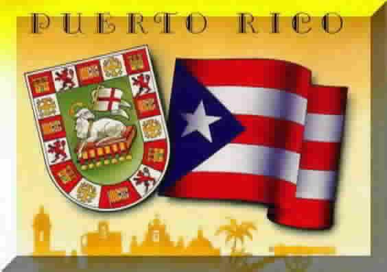 escudo de puerto rico. PREMIOS RECIBIDOS DE PAGINAS